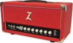 Dr. Z Maz 18 Jr Reverb Head in Red