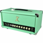 Dr. Z Maz 38 SR Head w/ Reverb in Surf Green