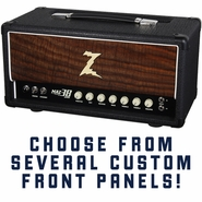 Dr. Z Maz 38 Sr NR Head - Custom Hardwood Front Panels