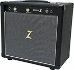 Dr. Z Mini-Z Combo in Black / Salt and Pepper Grill