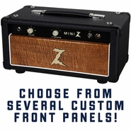Dr. Z Mini-Z Head - Custom Hardwood Front Panels