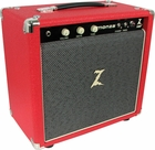 Dr. Z Monza 1x10 Combo in Red w/ Salt & Pepper