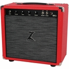 Dr. Z Monza 1x10 Combo - Red w/ ZW Grill