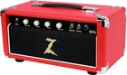 Dr. Z Monza Head in Red w/ Black Grill