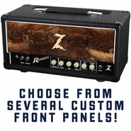 Dr. Z Remedy Head - Custom Hardwood Front Panels