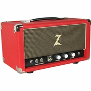 Dr. Z Route 66 Head - Red