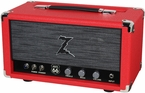 Dr. Z Route 66 Head - Red, Z-Wreck Grille