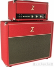 Dr. Z Stang Ray Head / Cab - Red