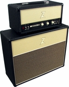 Dr. Z Stang Ray Head / Cab - Black / Blonde