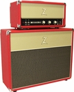 Dr. Z Stang Ray Head / Cab - Red / Blonde