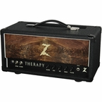 Dr. Z Therapy Head - Burl Walnut Hardwood