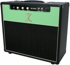 Dr. Z Z-28 1x12 Combo in Black w/ Surf Green
