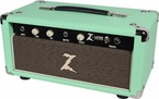 Dr. Z Z-Verb All Tube Handwired Reverb Unit - Surf Green