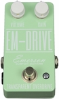 Emerson Custom EM-Drive Overdrive Pedal in Surf Green