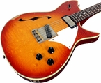 Fano RB6 Thinline Guitar - Dennis Fano Built!