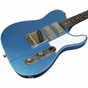 Gene Baker B3 Phoenix - Lake Placid Blue