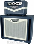 Jackson Ampworks Britain 30 Head & Cab in Navy Blue