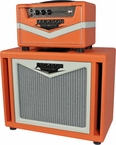 Jackson Ampworks NewCastle 30 Head/Cab Orange