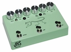JHS Panther Analog Delay Pedal in Surf Green
