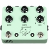 JHS Panther Cub Delay Pedal in Surf Green