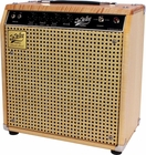 Jim Kelley Limited Wood & Wicker Combo Amp - #47