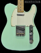 K-Line 60's T-Style Guitar in Surf Green