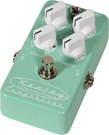 Keeley 4 Knob Compressor Pedal - Surf Green