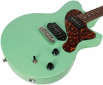 Koll Jr. Glide in Surf Green w/ Tortoise Shell Pickguard
