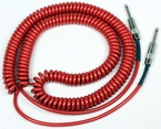 Lava Retro Coil Red 20ft Guitar Cable