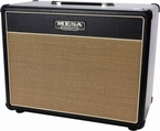 Mesa Boogie 1x12 Lone Star 23 Guitar Cabinet in Black w/ Tan Grill