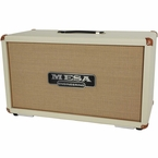 Mesa Boogie 2x12 Horizontal Recto Cab - Cream