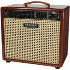 Mesa Boogie Express Plus 5:25 Combo -  Bubinga w/ Wicker #3