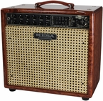 Mesa Boogie Express Plus 5:25 Combo -  Bubinga w/ Wicker #2