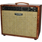 Mesa Boogie Express Plus 5:50 Combo - Custom Bubinga w/ Wicker