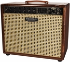 Mesa Boogie Express Plus 5:50 Combo - Mahogany w/ Wicker #2