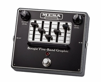 Mesa Boogie Graphic EQ Pedal