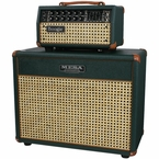 Mesa Boogie Mark V 25 Head / 1x12 Cab - Emerald / Wicker