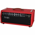 Mesa Boogie Mark V Head in Red w/ Black Grill
