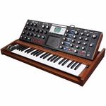 Moog Minimoog Voyager Select Blue - Tiger Oak