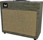 Morgan Abbey 15 1x12 Combo - Charcoal - Tan