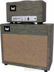 Morgan AC20 Deluxe Head & 1x12 Cab - LIMITED Charcoal Chilewich