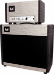 Morgan AC20 Deluxe Head & 1x12 Cab - Smoke & Chalk Chilewich