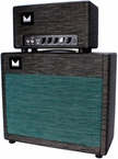 Morgan RCA35 Head & 1x12 Cab - Smoke - Teal