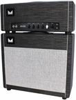 Morgan RV35 Head & 1x12 Cab - Smoke Chilewich