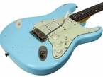Nash S-63 Guitar, Sonic Blue