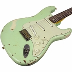 Nash S-63 Guitar - Surf Green