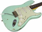 Nash S-63 Guitar, Surf Green