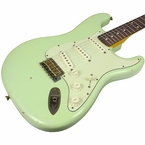 Nash S-63 Guitar - Surf Green, Light Relic