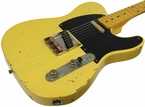 Nash T-52 Guitar, Butterscotch Blonde