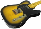Nash T-52 Guitar, Two Tone